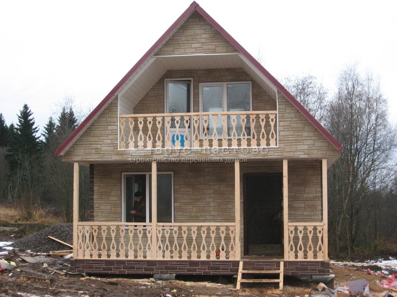 Pixaz каталог: щитовой дом строительство.
